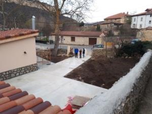 Fin de Obra - Edificación Auxiliar para Bar en Puentedey